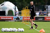 GRONINGEN - Voetbal, Eerste training FC Groningen, Corpus den Hoorn, seizoen 2019-2020, 22-06-2019, FC Groningen assistent-trainer Adrie Poldervaart