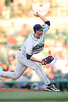 Cedar Rapids Kernels Tyler Skaggs during the Midwest League All Star Game at Parkview Field in Fort Wayne, IN. June 22, 2010. Photo By Chris Proctor/Four Seam Images