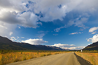 James Dalton Highway, near Coldfoot, Arctic, Alaska.