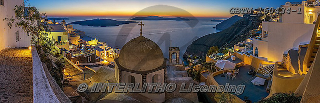 Tom Mackie, LANDSCAPES, LANDSCHAFTEN, PAISAJES, pamo, photos,+Aegean, Cyclades, EU, Europa, Europe, European, Greece, Greek Islands, Mediterranean, Santorini, Tom Mackie, blue, blue hour,+caldera, chapel, church, churches, coast, coastal, coastline, coastlines, dome, domes, dramatic outdoors, holiday destinatio+n, horizontal, horizontals, island, landscape, landscapes, night time, panorama, panoramic, sea, sunrise, sunset, time of day+, tourism, tourist attraction, village, villages, white washed,Aegean, Cyclades, EU, Europa, Europe, European, Greece, Greek+,GBTM160434-1,#l#