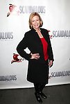 Eve Plumb attending the Broadway Opening Night Performance After Party for 'Scandalous The Musical' at the Neil Simon Theatre in New York City on 11/15/2012