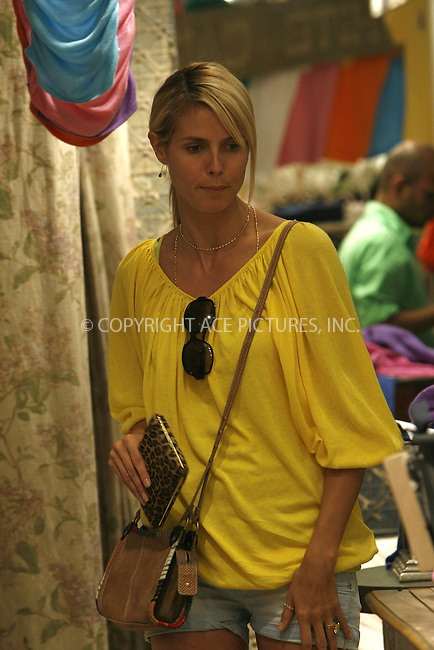 WWW.ACEPIXS.COM . . . . .  ....June 24 2008, New York City....Model Heidi Klum was out with her children, their nannys and her mother in the West Village area of Manhattan. The party ate at Bar Pitti, had ice creams then shopped in the West Village Ralph Lauren store.....Please byline: NANCY RIVERA- ACE PICTURES.... *** ***..Ace Pictures, Inc:  ..tel: (646) 769 0430..e-mail: info@acepixs.com..web: http://www.acepixs.com