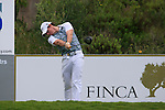 Rory McIlroy (N.IRL) tees off on the 3rd tee during the afternoon session on Day 2 of the Volvo World Match Play Championship in Finca Cortesin, Casares, Spain, 20th May 2011. (Photo Eoin Clarke/Golffile 2011)