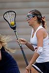 San Diego, CA 04/19/10 - Chandler Baldwin (Torrey Pines #10) in action during the Torrey Pines-La Costa Canyon Girls Lacrosse game at Torrey Pines.