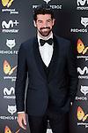 Miguel Angel Muñoz attends to the Feroz Awards 2017 in Madrid, Spain. January 23, 2017. (ALTERPHOTOS/BorjaB.Hojas)