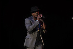 Ne-Yo Performs onstage during Power 105.1's Powerhouse 2014 at Barclays Center, Brooklyn, NY
