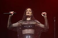Jessie J Tour at 2 Wheeler Street, Cambridge Corn Exchange on 19 November 2018. Photo by Harry Hubbard.