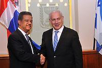 Primer Ministro de Israel, Benjamín Netanyahu, instruye equipo económico a estudiar propuesta de Fernández sobre especulación en petróleo y alimentos