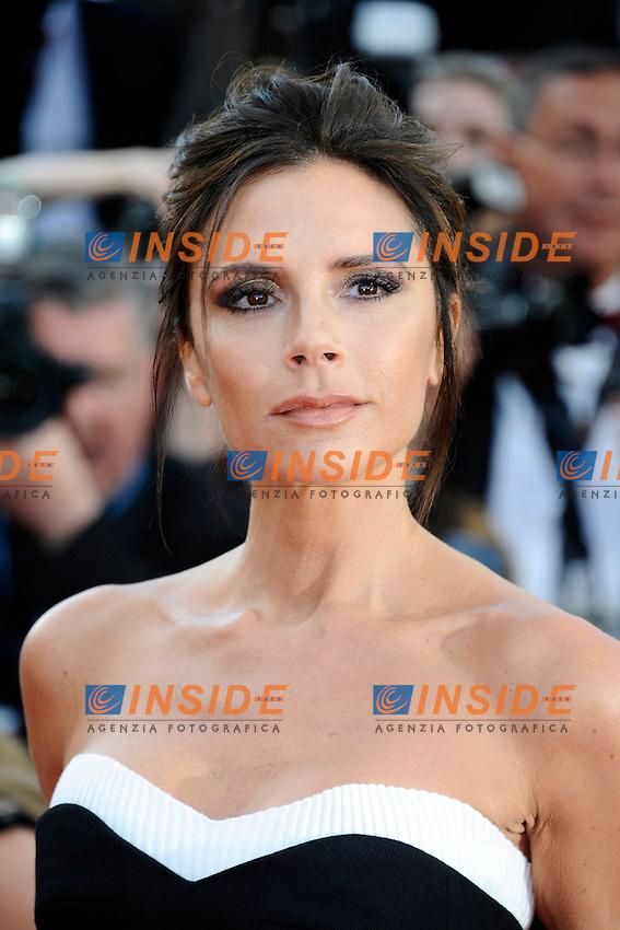 Victoria Beckham<br /> Festival di Cannes 2016 <br /> Foto Panoramic / Insidefoto