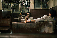 Manto (2018) <br /> Nawazuddin Siddiqui <br /> *Filmstill - Editorial Use Only*<br /> CAP/MFS<br /> Image supplied by Capital Pictures