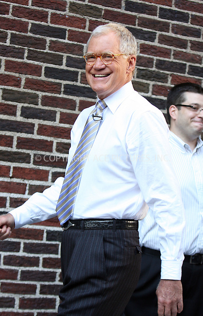 WWW.ACEPIXS.COM . . . . .  ....August 27 2009, new York City....David Letterman played tennis with Andy Roddick on the 'Late Show with David Letterman' at the Ed Sullivan Theater on August 27, 2009 in New York City.....Please byline: AJ Sokalner - ACEPIXS.COM..... *** ***..Ace Pictures, Inc:  ..tel: (212) 243 8787..e-mail: info@acepixs.com..web: http://www.acepixs.com
