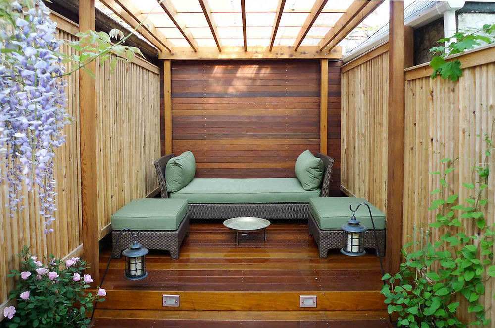 Outside Space NYC Landscape And Garden Design