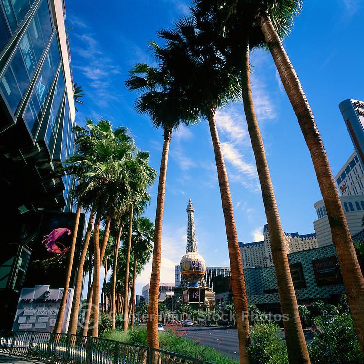 Las Vegas, Nevada, USA - along The Strip (Las Vegas Boulevard)