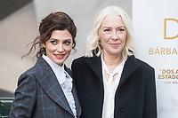 Actress Barbara Lennie and Susi Sanchez attends to the presentation of the film 'La Enfermedad del Domingo' at Princesa Cinemas in Madrid , Spain. February 22, 2018. (ALTERPHOTOS/Borja B.Hojas) /NortePhoto.com