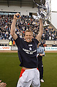07/05/2005         Copyright Pic : James Stewart.File Name : jspa11_falkirk_v_qots.DANIEL MCBREEN CELEBRATES.Payments to :.James Stewart Photo Agency 19 Carronlea Drive, Falkirk. FK2 8DN      Vat Reg No. 607 6932 25.Office     : +44 (0)1324 570906     .Mobile   : +44 (0)7721 416997.Fax         : +44 (0)1324 570906.E-mail  :  jim@jspa.co.uk.If you require further information then contact Jim Stewart on any of the numbers above.........A
