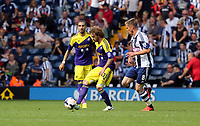 Pictured: (L-R) Jose Canas, Markus Rosenberg.<br />
