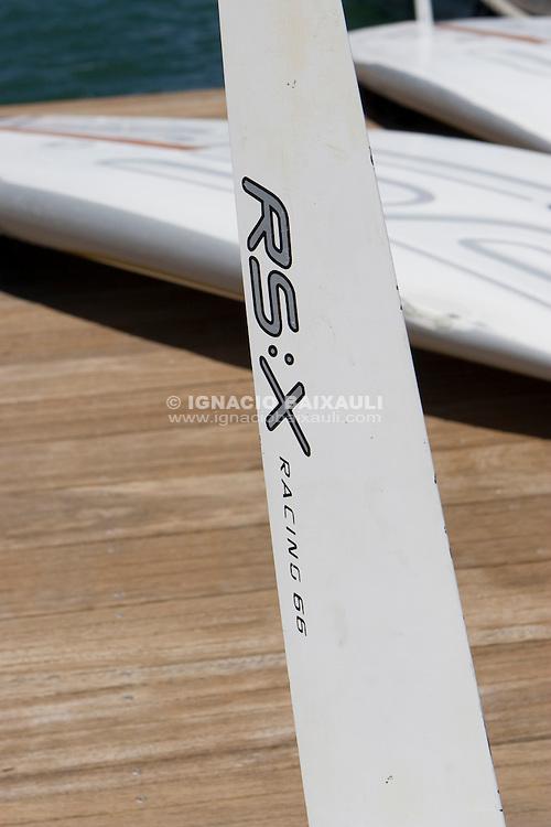 II Master Golden Series RS:X