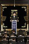 10.11.2013, Berlin. Gedenkveranstaltung in der Beth Zion Synagoge im Rahmen der Conference of European Rabbis (CER). Pinchas Goldschmidt