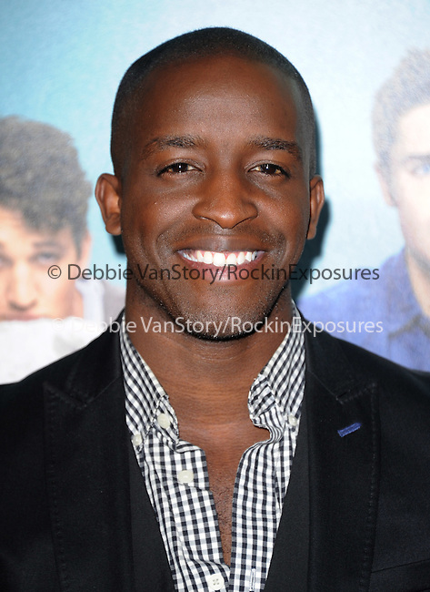 Elijah Kelley attends That Awkward Moment Premiere held at The Premiere House at Regal Cinemas L.A. Live in Los Angeles, California on January 27,2014                                                                               © 2014 Hollywood Press Agency