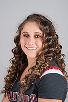 STANFORD, CA - Nicolette McNair of Stanford University Women's Gymnastics.