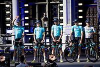 Jakob Fuglsang (DEN/Astana)<br /> <br /> Official 106th Tour de France 2019 Teams Presentation at the Central Square (Grote Markt) in Brussels (Belgium)<br /> <br /> ©kramon