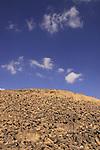 Israel, Negev, Haminsara (the Carpentry) Hill in Ramon Crater