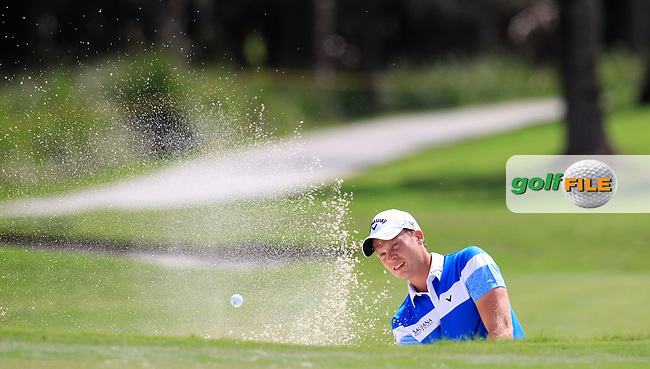 Danny Willett (ENG) during the 1st round at the WGC Cadillac Championship, Blue Monster, Trump National Doral, Doral, Florida, USA<br /> Picture: Fran Caffrey / Golffile