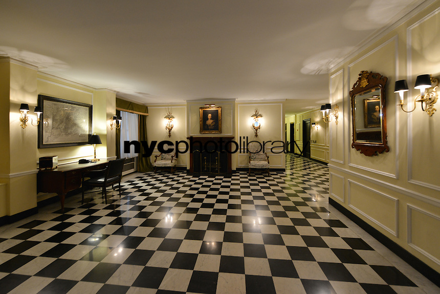 Lobby at 136 East 56th Street
