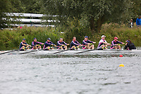 Race: 143  MasE/F.8+  Final<br /> <br /> Peterborough Summer Regatta 2018 - Sunday<br /> <br /> To purchase this photo, or to see pricing information for Prints and Downloads, click the blue 'Add to Cart' button at the top-right of the page.