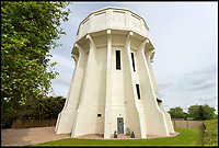 Stunning water tower conversion.