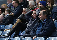 Blackburn Rovers fans watch their team try to overcome a 1-0 deficit<br /> <br /> Photographer Stephen White/CameraSport<br /> <br /> The EFL Sky Bet Championship - Blackburn Rovers v Bristol City - Monday 17th April 2017 - Ewood Park - Blackburn<br /> <br /> World Copyright &copy; 2017 CameraSport. All rights reserved. 43 Linden Ave. Countesthorpe. Leicester. England. LE8 5PG - Tel: +44 (0) 116 277 4147 - admin@camerasport.com - www.camerasport.com