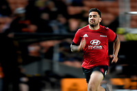 1st August 2020, Hamilton, New Zealand;  Chiefs versus Crusaders, Super Rugby Aotearoa, FMG Waikato Stadium, Hamilton, New Zealand.