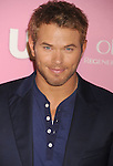 WEST HOLLYWOOD, CA - APRIL 18: Kellan Lutz attends Us Weekly's Hot Hollywood 2012 Style Issue Event at Greystone Manor Supperclub on April 18, 2012 in West Hollywood, California.