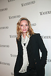 "Actress Uma Thurman Attends WATERFORD PRESENTS ""LIVE A CRYSTAL LIFE"" WITH JULIANNE MOORE.  The Iconic House of Crystal Debuts Interiors, Waterford's Premier Home Décor Portfolio at Center 548, NY"