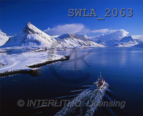 Carl, CHRISTMAS LANDSCAPE, photos(SWLA2063,#XL#) Landschaften, Weihnachten, paisajes, Navidad