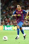 FC Barcelona vs Villarreal FC: 5-0 (Liga BBVA 2011/12 - Season 2).