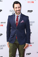 HOLLYWOOD, LOS ANGELES, CA, USA - JULY 14: Desmin Borges arrives at the Los Angeles Premiere Of FX's 'You're The Worst' And 'Married' held at Paramount Studios on July 14, 2014 in Hollywood, Los Angeles, California, United States. (Photo by Xavier Collin/Celebrity Monitor)