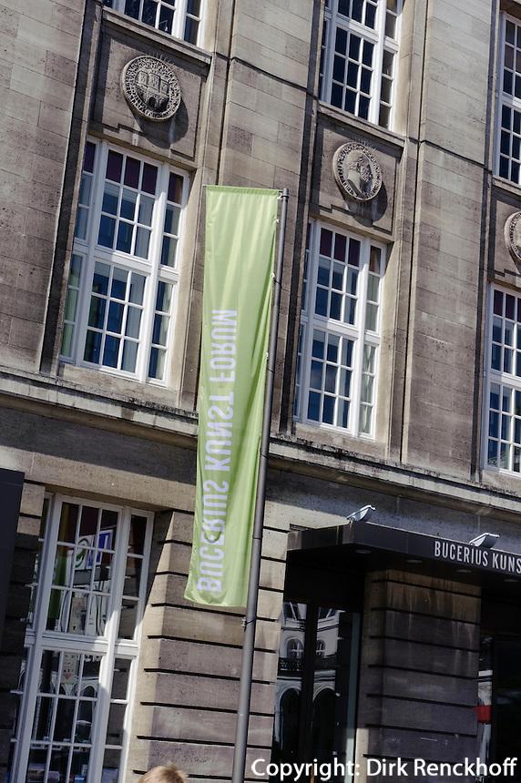 Bucerius Kunst Forum in Hamburg, Deutschland