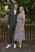 Poppy Delevingne &amp; James Cooke at The Serpentine Gallery Summer Party 2015 at The Serpentine Gallery, London.<br /> July 2, 2015  London, UK<br /> Picture: Dave Norton / Featureflash