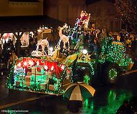 Calistoga Tractor Parade