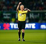 Nederland, Almelo, 20 oktober 2012.Eredivisie .Seizoen 2012-2013.Heracles-Ajax.Scheidsrechter Kevin Blom
