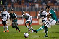 SAO PAULO, SP 30 JULHO 2013 -  - O jogador Vinícius marcou o primeiro gol do time do Palmeiras , na noite de hoje, 30, no Estádio do Pacaembú. FOTO: PAULO FISCHER/BRAZIL PHOTO PRESS