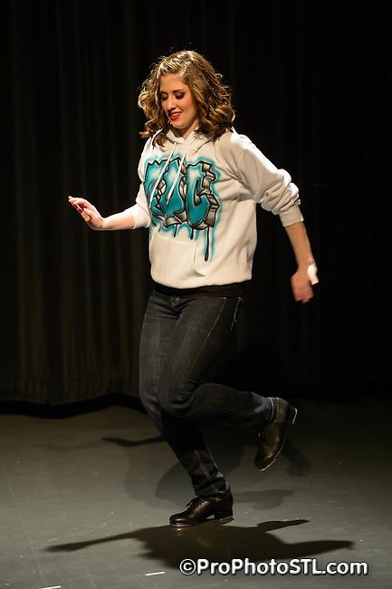 Ashleyliane Dance Company 2013 showcase at Missouri History Museum in St. Louis, MO on Apr 28, 2013.
