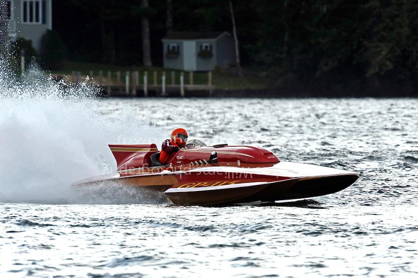 """Al Craig, GP-115 """"Scorpio"""" (2007 Lauterbach Grand Prix hydroplane)"""
