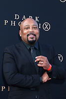 "LOS ANGELES - JUN 4:  Daymond John at the ""Dark Phoenix"" World Premiere at the TCL Chinese Theater IMAX on June 4, 2019 in Los Angeles, CA"
