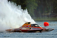 "Mike Monahan, GP-93 ""Renegade""  (Grand Prix Hydroplane(s)"