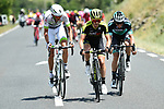 Adam Yates (GBR) Mitchelton-Scott during Stage 15 of the 2018 Tour de France running 181.5km from Millau to Carcassonne, France. 22nd July 2018. <br /> Picture: ASO/Alex Broadway | Cyclefile<br /> All photos usage must carry mandatory copyright credit (&copy; Cyclefile | ASO/Alex Broadway)
