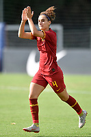 Angelica Soffia of AS Roma  <br /> Roma 8/9/2019 Stadio Tre Fontane <br /> Luisa Petrucci Trophy 2019<br /> AS Roma - Paris Saint Germain<br /> Photo Andrea Staccioli / Insidefoto