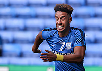 Preston North End's Callum Robinson warming up before the match  <br /> <br /> Photographer Andrew Kearns/CameraSport<br /> <br /> The EFL Sky Bet Championship - Reading v Preston North End - Saturday 30th March 2019 - Madejski Stadium - Reading<br /> <br /> World Copyright © 2019 CameraSport. All rights reserved. 43 Linden Ave. Countesthorpe. Leicester. England. LE8 5PG - Tel: +44 (0) 116 277 4147 - admin@camerasport.com - www.camerasport.com