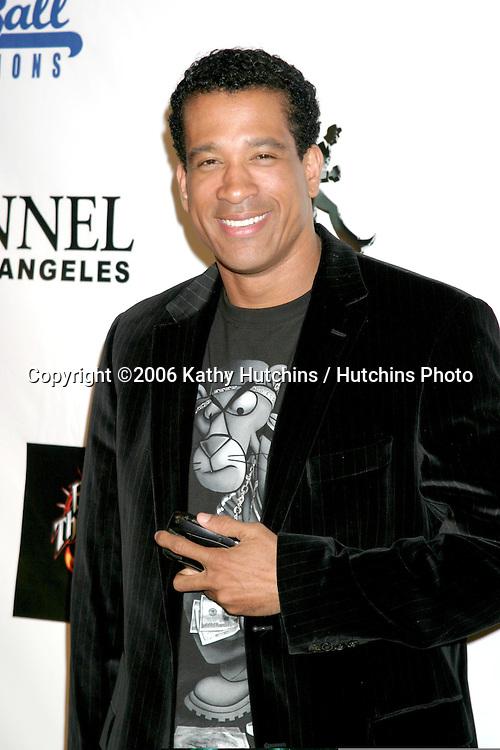 Dorian Gregory.Gridlock New Year's Eve Party.Paramount Studios Backlot.Los Angeles, CA.December 31, 2006.©2006 Kathy Hutchins / Hutchins Photo....